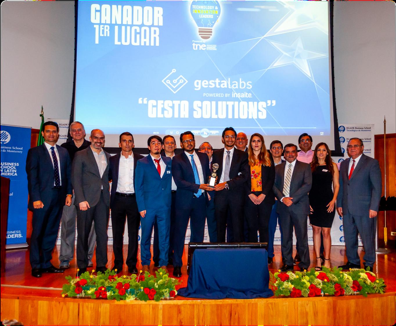 Gesta Labs gana prestigioso premio a la innovación