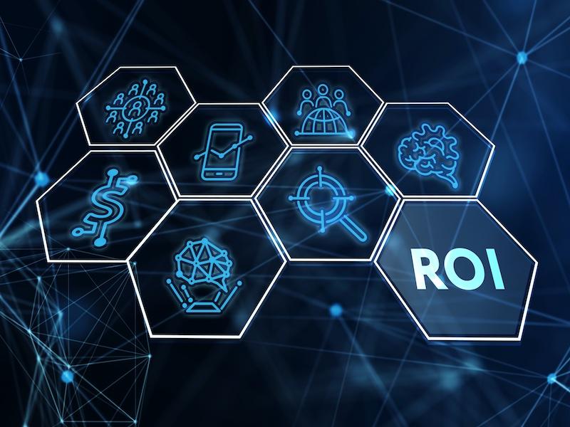 retorno de inversión en datos digitales